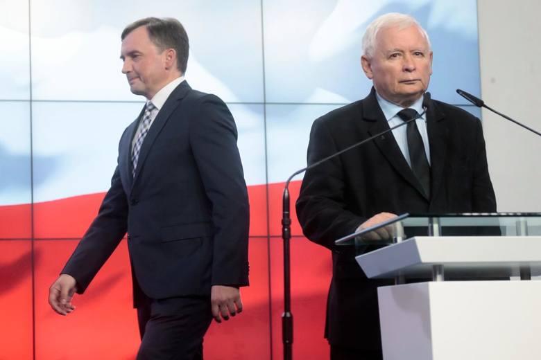 Girzyński: Jeśli będzie trzeba, Jarosław Kaczyński zdyscyplinuje każdego