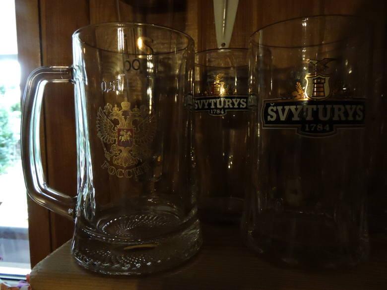 Ostrołęcki birofil ma ponad 1100 szkieł do picia piwa! [ZDJĘCIA]
