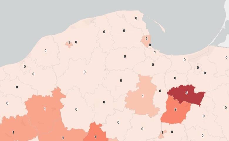 Koronawirus w Trójmieście i na Pomorzu 25.07.2021 r. Raport ministerstwa o COVID-19: 4 nowe zakażenia, nikt nie zmarł