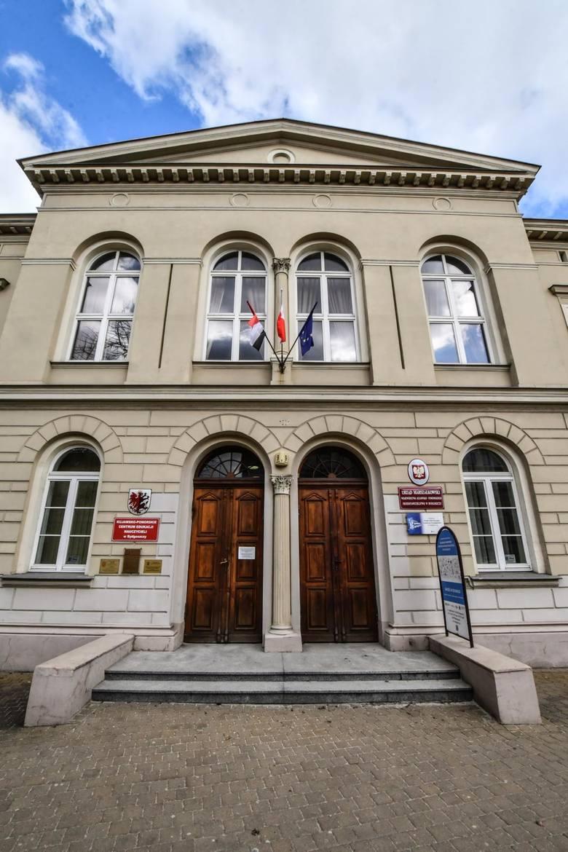 Tak wygląda dziś budynek Kujawsko-Pomorskiego Centrum Kształcenia Nauczycieli w Bydgoszczy.