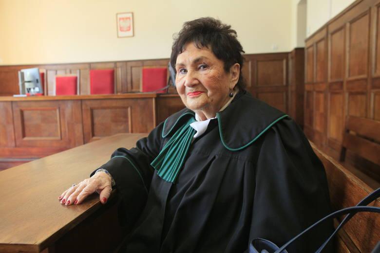Krystyna Skolecka-Kona: Chciała być aktorką, ale pisana jej była sądowa sala