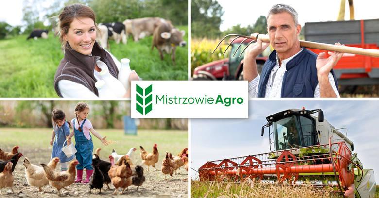 MISTRZOWIE AGRO Prestiżowe nagrody dla rolników, sołtysów i gospodyń. NAGRODY WRĘCZONE!