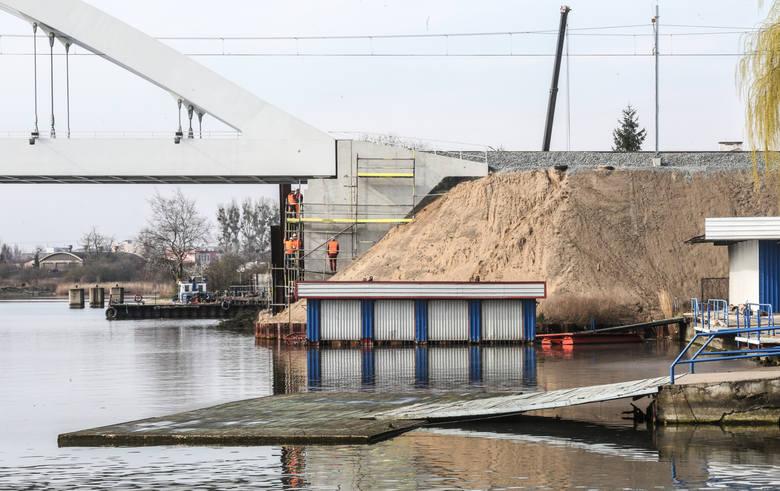 Rozbudowa i modernizacja linii towarowej - linia 226 z Pruszcza Gdańskiego do Portu Północnego