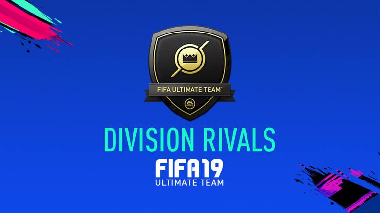 FIFA 19. Jakie nagrody czekają na graczy w Division Rivals? [MONETY, PACZKI]
