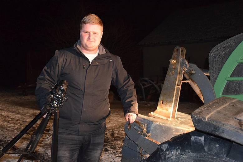 Filmy Tomasza Serwatki z Białochowa (gmina Rogóźno) w internecie obejrzało już prawie 3,5 mln ludzi. Młody youtuber zapowiada rozwój kanału.