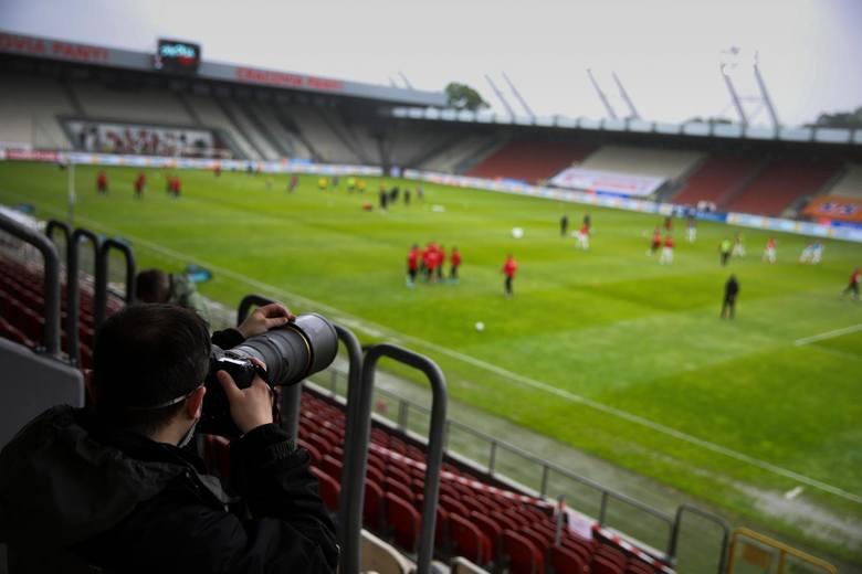 Tak było w meczu Cracovia - Jagiellonia