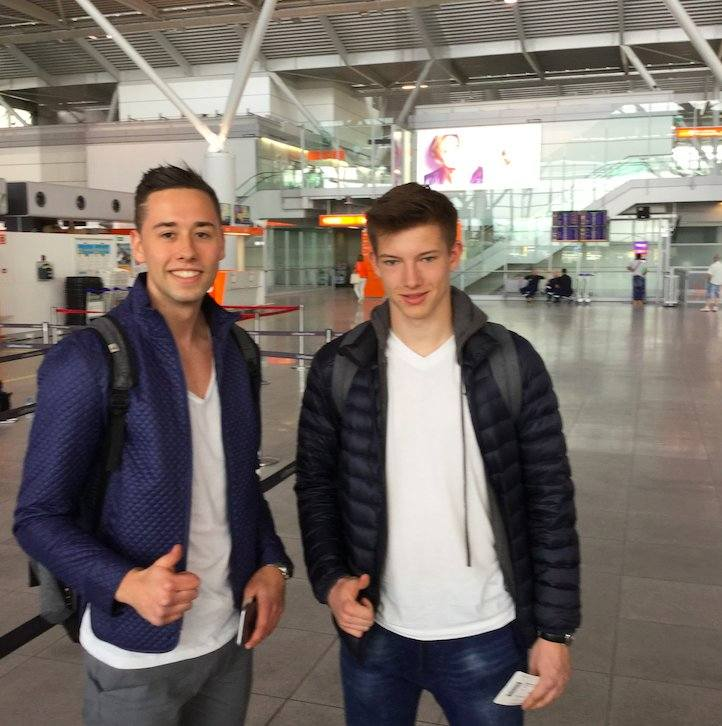 8 maja nowym właścicielem Arki Gdynia został Michał Kołakowski (na zdjęciu z lewej). To syn menadżera piłkarskiego, Jarosława Kołakowskiego. Pakiet 75