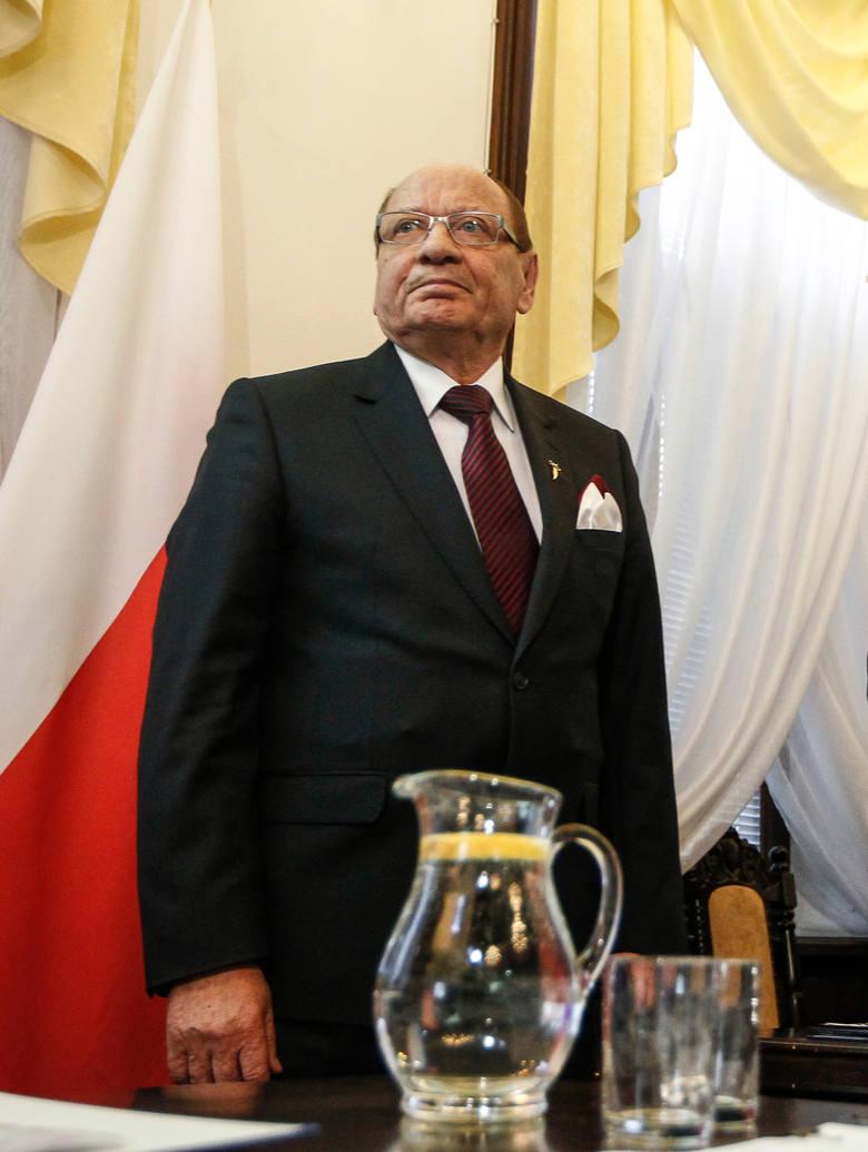 Tadeusz Ferenc kibicuje Stali, Resovii i chce pierwszej ligi