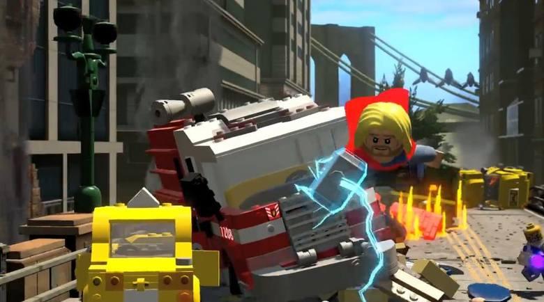 Lego Marvel's AvengersLego Marvel's Avengers