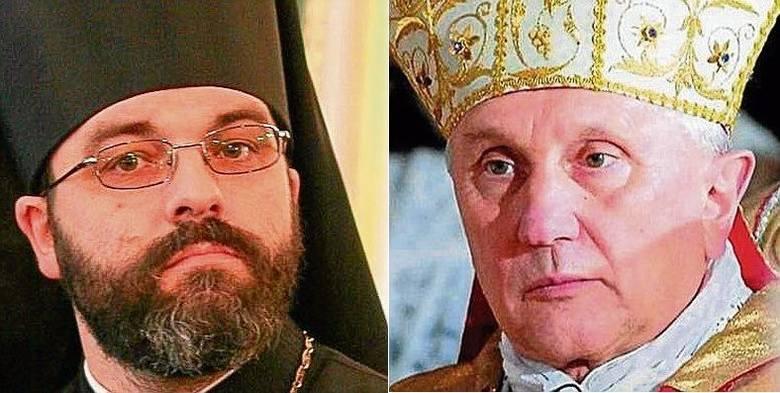 Arcybiskupi: Jakub i Edward ozorowski