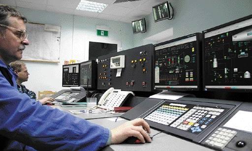 Komputerowy system sterowania w bloku energetycznym gwarantuje ciągłość dostaw pary technologicznej niezbędnej do produkcji.