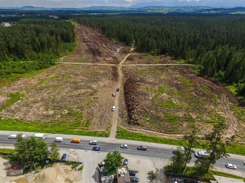 Ruszyła budowa kolejnego odcinka zakopianki pomiędzy Rdzawką i Nowym Targiem