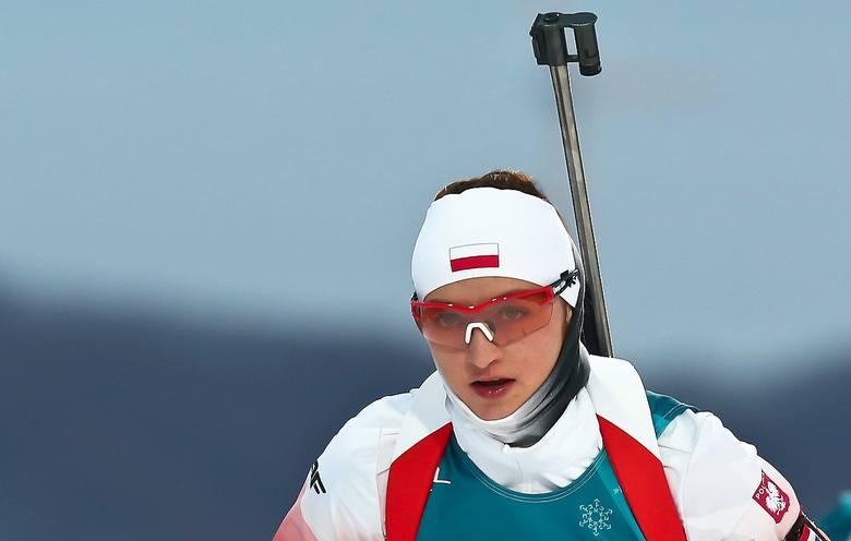 Biathlon. Mistrzostwa Świata 2019 w Oestersund (Ostersund). Monika Hojnisz jeszcze wystąpi w  biegu ze startu wspólnego