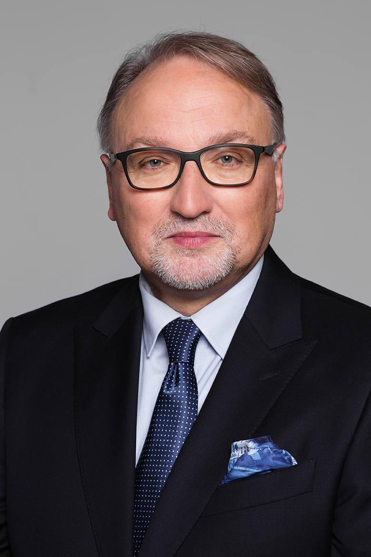 Kazimierz Kirejczyk, FRICS Partner Zarządzający, Prezes Zarządu REAS