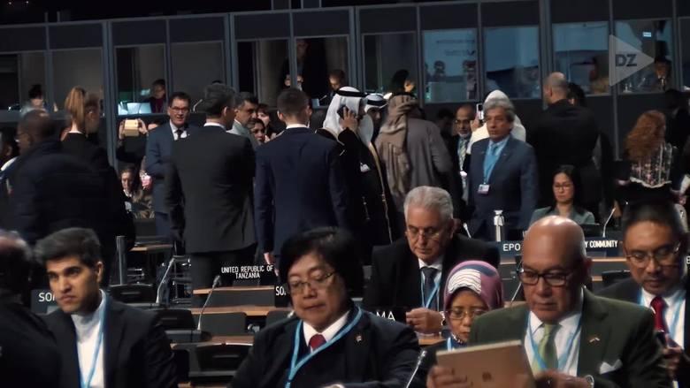 3 grudnia 2018 był pierwszym dniem oficjalnych wydarzeń na szczycie klimatycznym COP24 w Katowicach