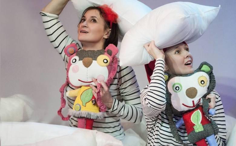 """Dzieci i młodzież mogą liczyć też na zabawę z Teatrem Osterwy. Już dziś zastanówcie się, na który spektakl online """"wpadniecie""""."""