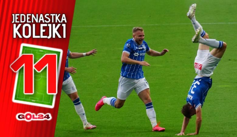 PKO Ekstraklasa. W 34. kolejce Lech Poznań pokonał Legię Warszawa i tym samym odłożył o tydzień jej koronację. Poznaliśmy za to ostatnich spadkowiczów: