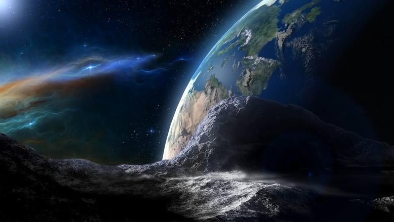Asteroida QV89 spadnie na Ziemię i przyniesie koniec świata? Ostrzeżenie NASA: Asteroida QV89 jest niebezpieczna