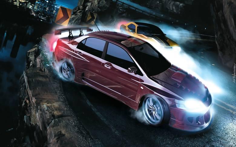 Dziesiąta część bestsellerowej serii gier, która ukazała się w 2006 roku. Carbon zaczerpnął opcje tuningowania pojazdów z dwóch odsłon Underground, a