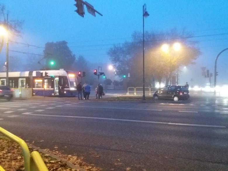 22 października rozpoczął się pechowo w Bydgoszczy. W mieście doszło do dwóch kolizji w efekcie których ruch tramwajowy został znacznie utrudniony. Później