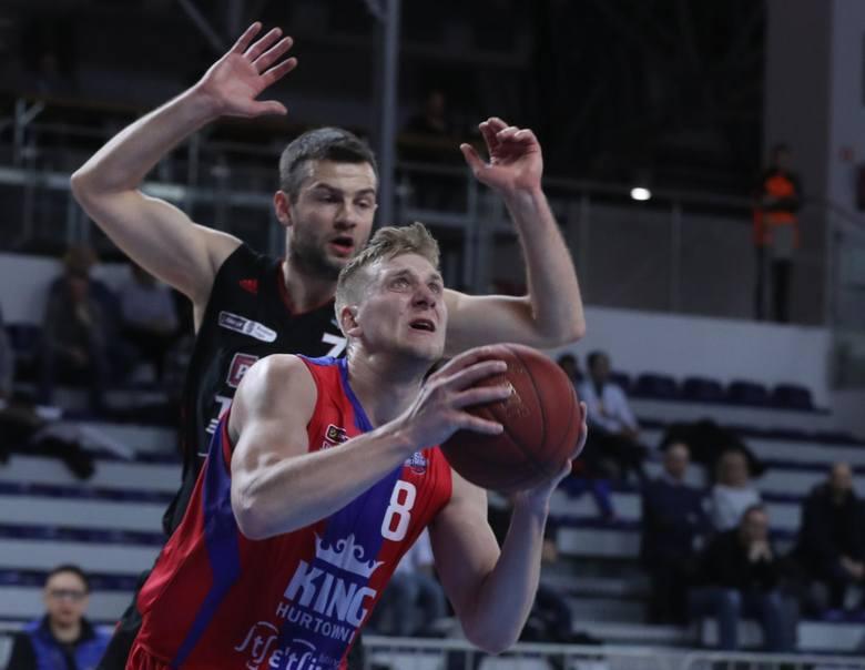 King Szczecin – Start Lublin 84:76