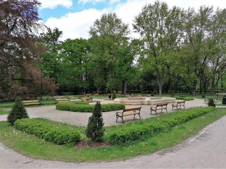 Park im. Słowackiego