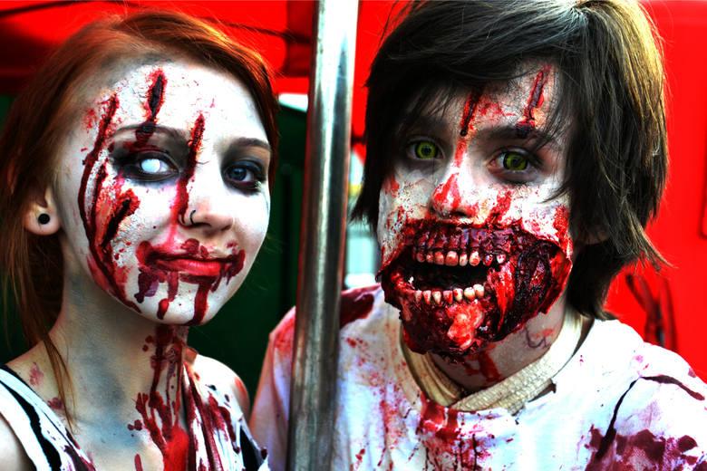 Zombie Walk w Zielonej Górze