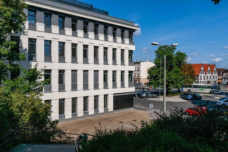 Nowy budynek Sądu Okręgowego w Bydgoszczy jest już gotowy. Inwestycja kosztowała 17 mln złotych. Zobaczcie, jak wygląda nowa siedziba Sądu Okręgowego