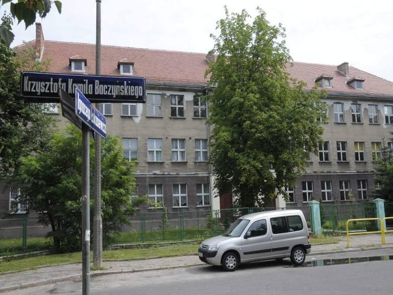 Gimnazjum nr 13 przy ul. Baczyńskiego w Bydgoszczy od września nie będzie istnieć