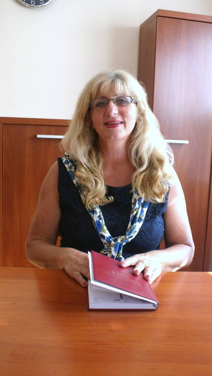 Alina Kaszkiel-Suska, nowa dyrektorka MGOPS w Czersku