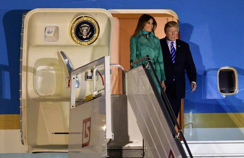 Melania Trump. Niełatwo być żoną męża, który jest nieprzewidywalny