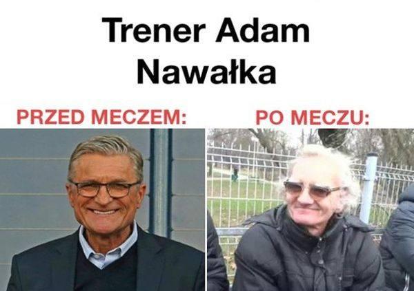 Adam Nawałka został trenerem Lecha Poznań. Według wielu kibiców to zbawca Kolejorza, według innych Leonardo DiCaprio wsiadający na Titanica. Zobaczcie,