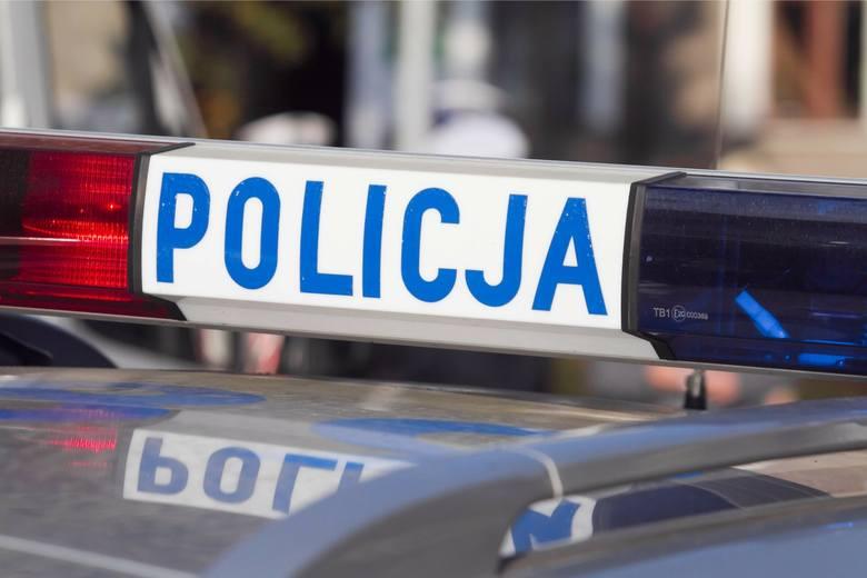Poszukiwany złodziej z Grudziądza sam zgłosił się na policję