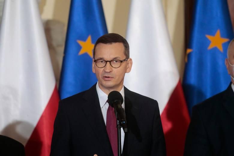 Morawiecki: Liczę, że PO i PSL poprą w Sejmie Fundusz Odbudowy