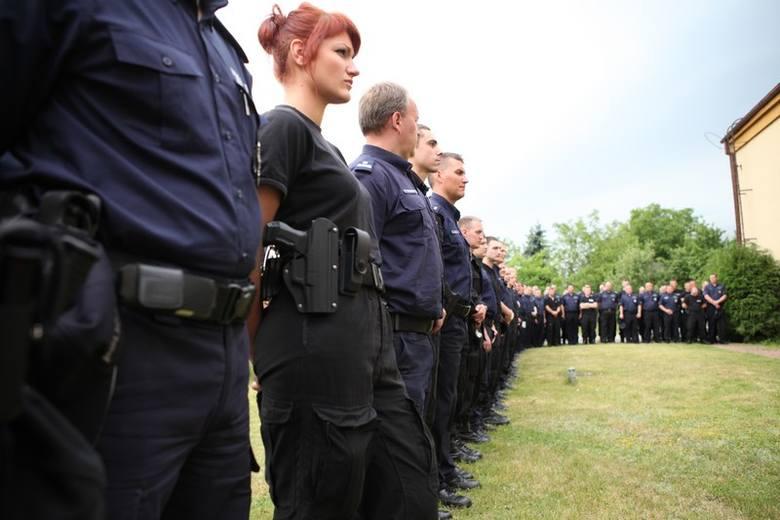 Policyjny turniej par patrolowych