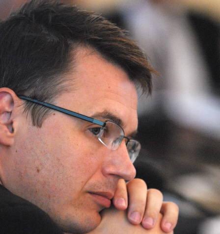 Janusz Kubicki do podpisania porozumienia oddelegował jednego z naczelników