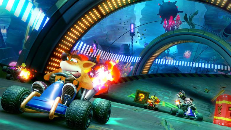 Crash Team Racing: Nitro-Fueled zbiera bardzo dobre recenzje na poziomie 8,5/10