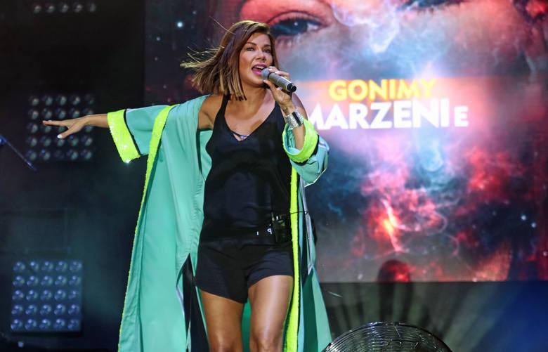 Edyta Górniak była gwiazdą plenerowego koncertu Dni Grudziądza nad Błoniach Nadwiślańskich. Wcześniej wystąpił m.in. zespół Reggaeside. Na zakończenie