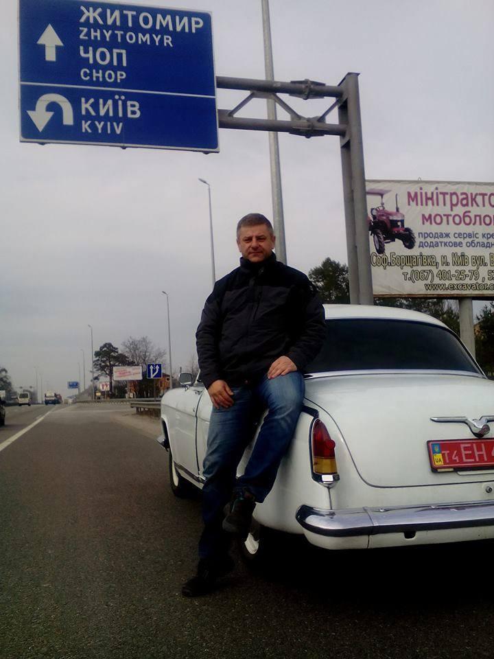 Po wołgę pojechał aż do ukraińskiego Czernihowa [INTERAKTYWNA MAPA]