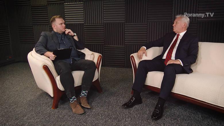 Jan Dobrzyński: Musimy zmierzać do tego, żeby państwo polskie było bardzo zjednoczone [WIDEO]