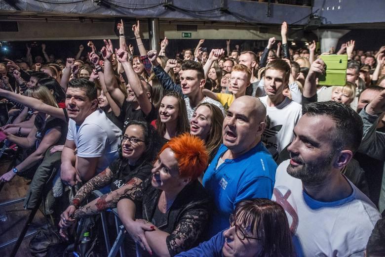 Lady Pank w Radomiu. Wspaniały koncert w klubie Strefa G2