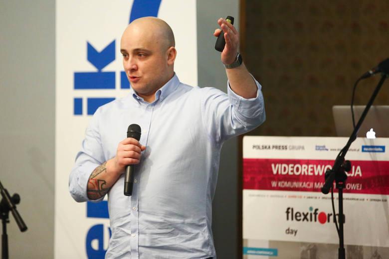 Flexiform Day w Gdańsku. Videorewolucja w internecie [ZDJĘCIA, WIDEO]
