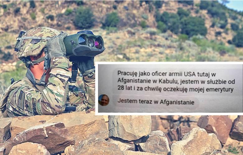 Uwaga na oszustów! Podają się za amerykańskich żołnierzy.
