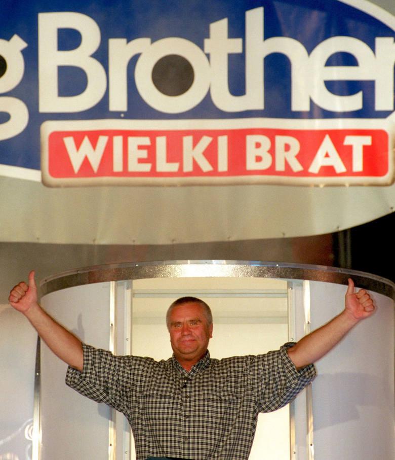 """JANUSZ DZIĘCIOŁZwycięzca pierwszej edycji polskiej edycji """"Big Brothera"""". Widzowie zapamiętali go jako najspokojniejszego uczestnika programu. Niedługo"""