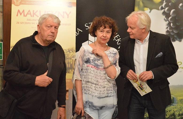 """Muzeum Ziemi Lubuskiej w Zielonej Górze, 6 lipca 2016 r.: otwarcie wystawy """"Papcio Chmiel i Jego Podopieczni""""."""