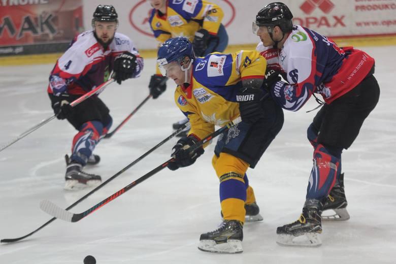 TatrySki Podhale Nowy Targ przegrało z Energą Toruń 1:2