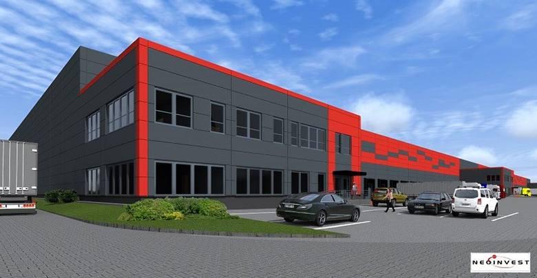 Na ponad 15-hektarowej działce, przy trasie S7 i węźle Chęciny, planowane jest Centrum Logistyczne. Jak informuje inwestor budowa ruszy niebawem, realizacja
