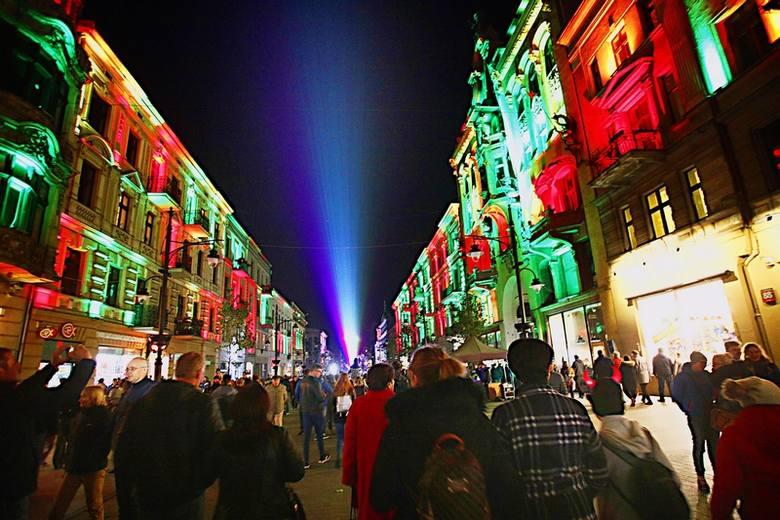 Najbardziej kolorowy festiwal w Polsce zaczaruje śródmieście Łodzi w ostatni weekend września, czyli w dniach 27-29 września 2019 r.