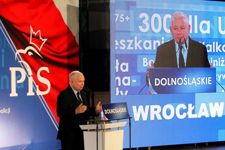W których miastach, gminach i powiatach Dolnego Śląska PiS miał podczas niedzielnych wyborów największe poparcie? Gdzie wygrała Koalicja Obywatelska?