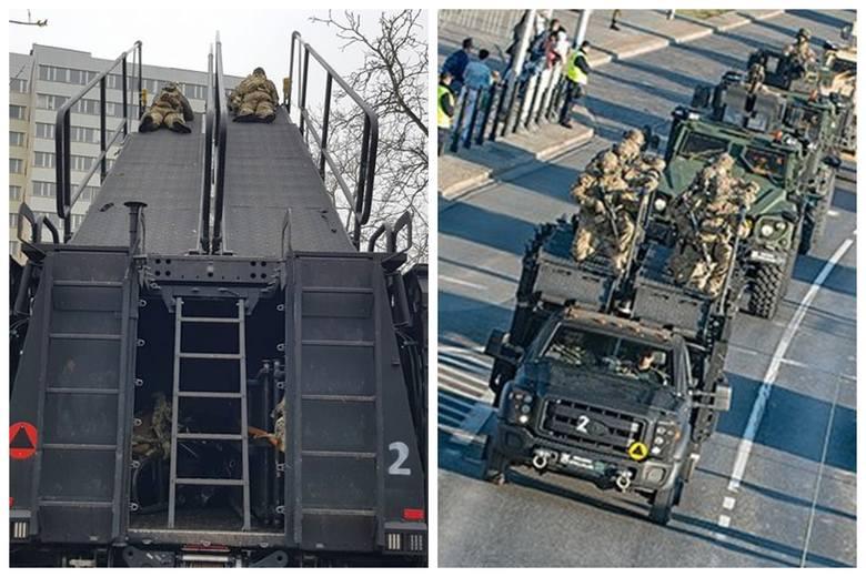 Ćwiczenia GROM-u w Białymstoku. Żołnierze jednostki specjalnej szturmowali wieżowiec Miastoprojektu (zdjęcia)
